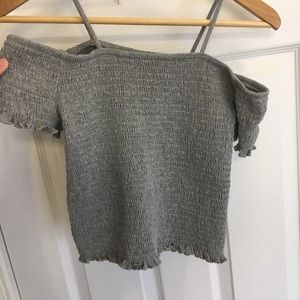 Tops - Cute cropped kids top size L